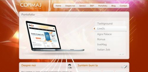 Copimaj Interactive