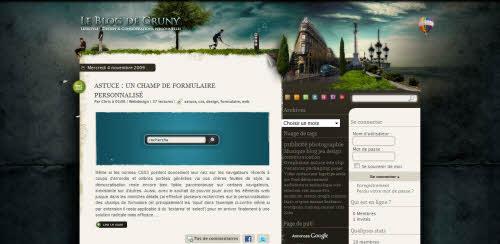 Le Blog de Gruny