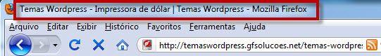 titulo, wordpress