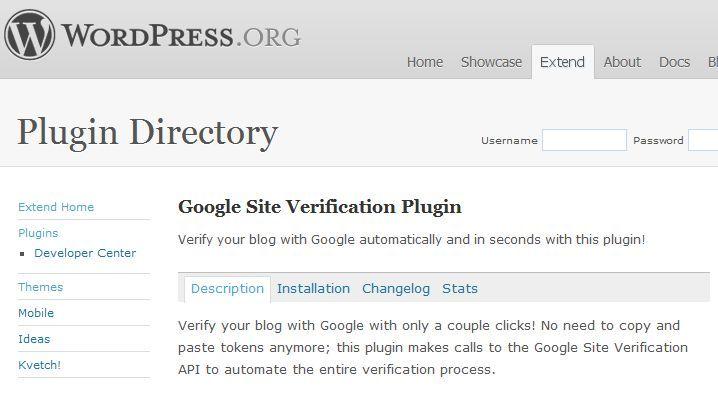 google, plugin, wordpress