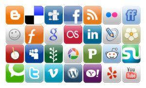 Compartilhe seu conteúdo nas Redes Sociais