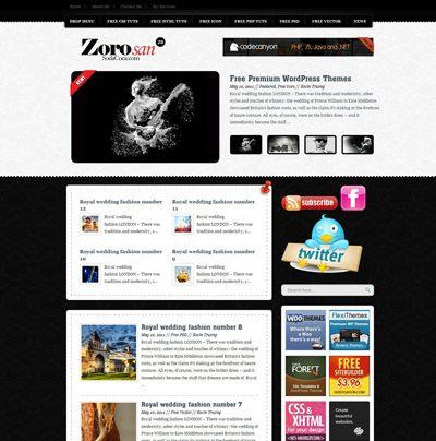 tema, template, wordpress