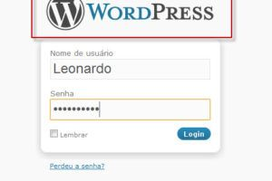 wordpress, url, login