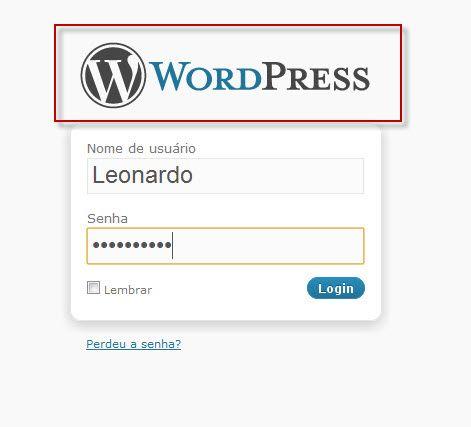 wordpress, url, login
