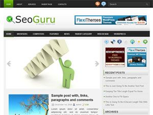 seo, template, wordpress, tema