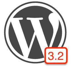 wordpress, wordpress 3.2, novidades, nova versão, atualizada, WP