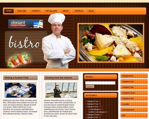 bistro, tema, template, wordpress, wp, gratuito, gratis, free