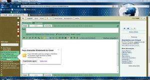 Gmail Chamadas