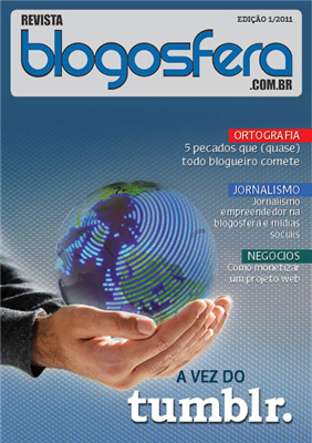 revista blogosfera, download, edicao 1