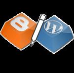 Como colocar imagens com links no blog