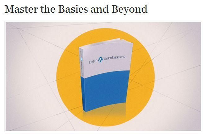 como aprender tudo sobre o wordpress
