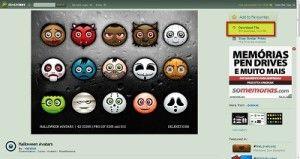 halloween, avatar, icones, icone, wordpress, site, download, blog, tema