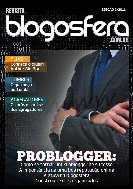 Revista blogosfera, edição 2, download