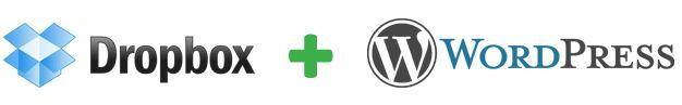 dropbox, backup, wordpress, automatico