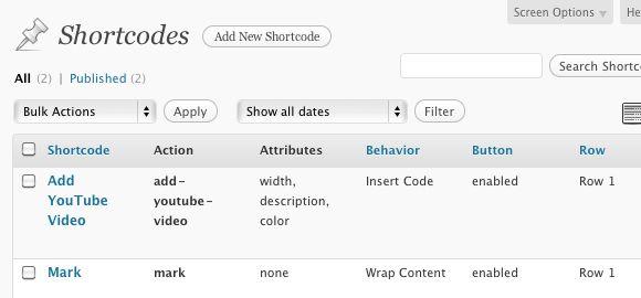 plugin, wordpress, wp, shortcodes pro, shortcode