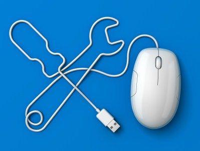 Mouse ferramentas