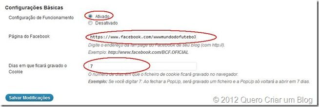 como instalar o plugin mini popup facebook