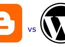 Blogger ou Wordpress, qual o melhor?