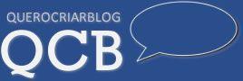 Logo Quero Criar um Blog