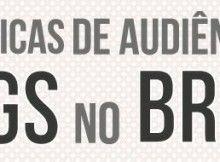 estatisticas blogs no brasil
