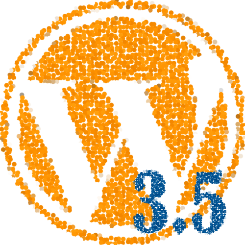wordpress, mudancas, 3.5, nova versao