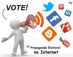 propaganda eleitoral na internet
