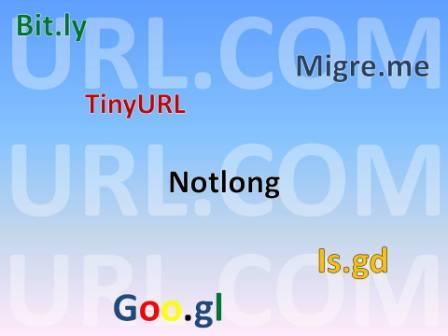 URL encurtadores