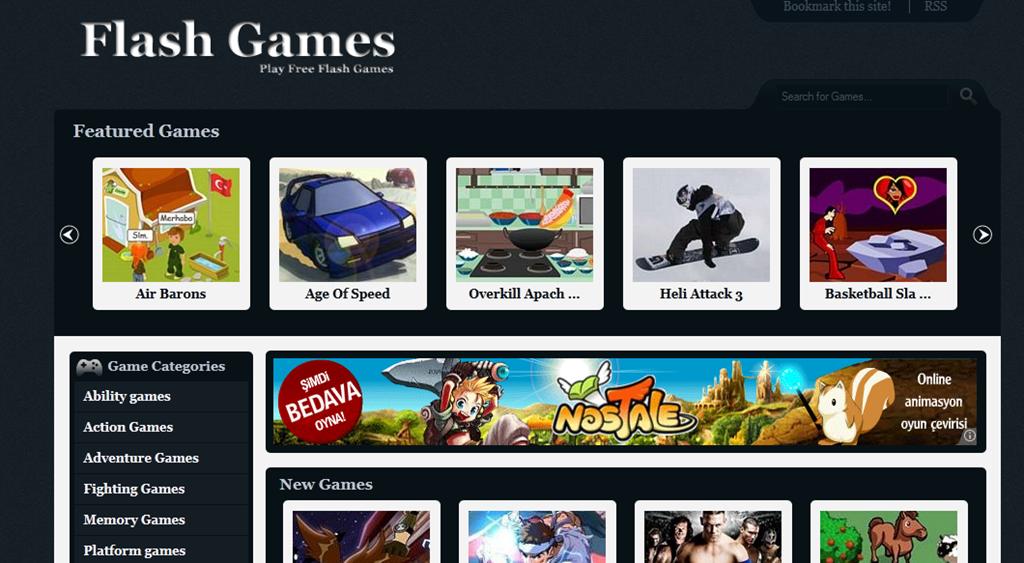b1980db245 40 templates gratuitos para criar um site de jogos