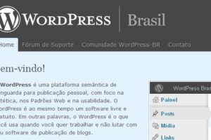 wordpress brasil