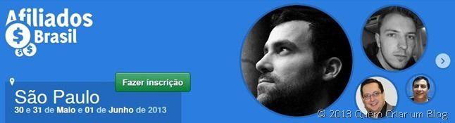 afiliados Brasil 2013