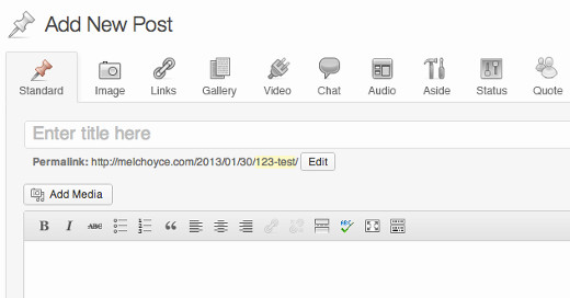 post-formats-ui-wordpress