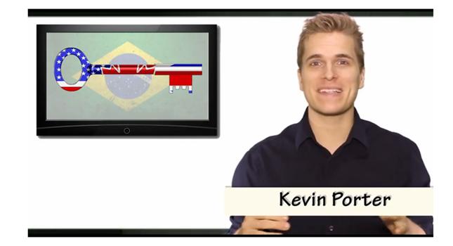 Entrevista com Kevin Porter no Fala Empreendedor