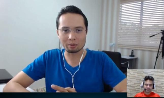 Gustavo Freitas entrevista Felipe Moreira