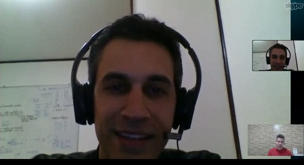 Gustavo Freitas entrevista Marcus Azzi