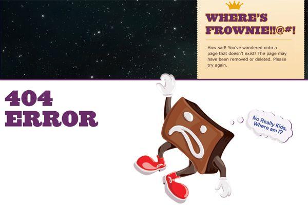 páginas 404 criativas 3