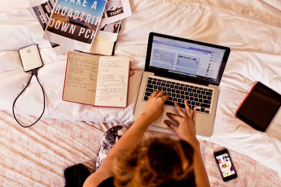 Aproveite o período de férias para organizar seu blog. Ou não!