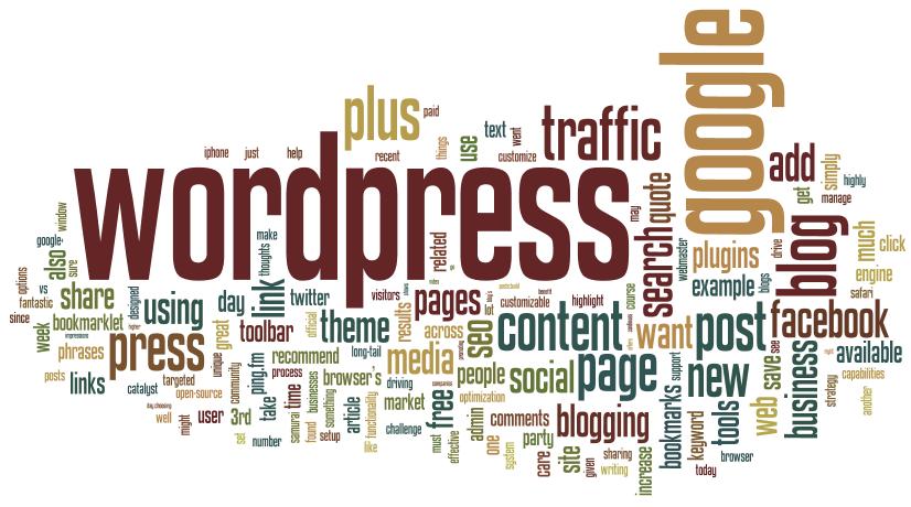Manual definitivo de criação de blogs no Wordpress logo