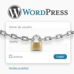 Segurança no Wordpress Como esconder o formulário de login