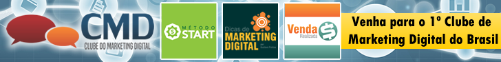 Por 7 Dias Grátis - Clube do Marketing Digital