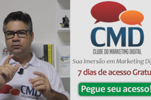 Que tal 7 dias para testar o Clube do Marketing Digital?
