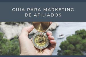 Guia para marketing de afiliados